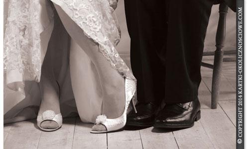 karnety ślubne